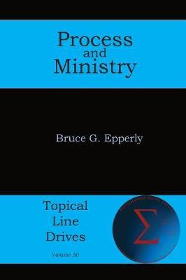 Process and Ministry by Bruce G Epperly image