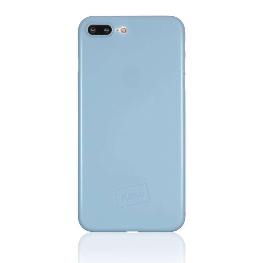 Kase Go Original iPhone 8 Plus Slim Case- Blue Monday image