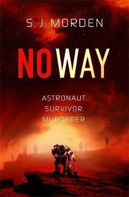 No Way by S.J. Morden