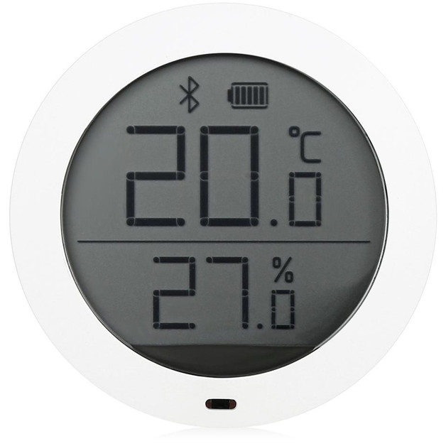 Xiaomi: Mi Home Temperature & Humidity Monitor