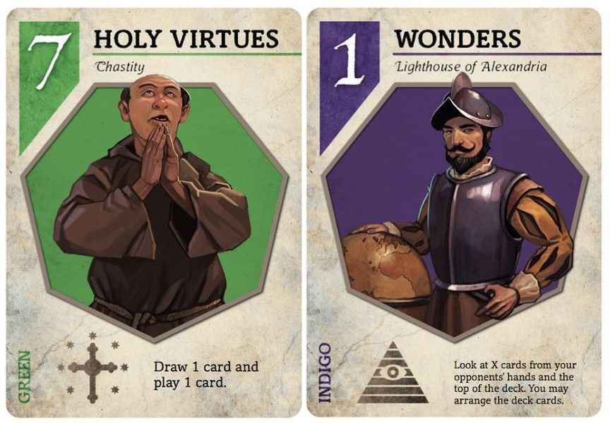 Seven7s - Card Game image