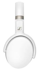 Sennheiser: HD 450BT - Wireless Over-Ear Headphones (White)
