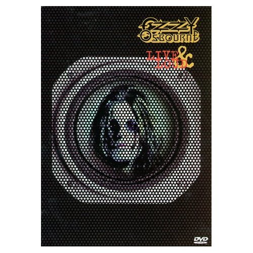 Ozzy Osbourne - Live and Loud on DVD