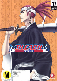 Bleach Collection 17 on DVD