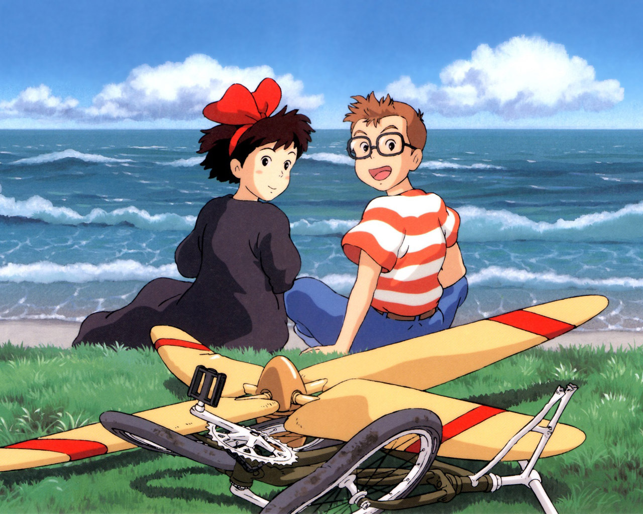 Kiki's Delivery Service on DVD image