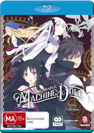 Unbreakable Machine Doll Series Collection on Blu-ray