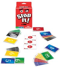 Stop It! Card Game