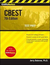 CliffsNotes CBEST by Jerry Bobrow image