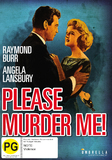 Please Murder Me DVD