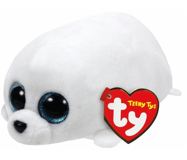 Ty Teeny - Slippery Seal Plush
