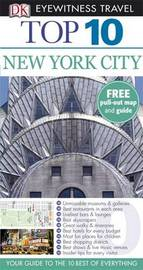 DK Eyewitness Top 10 Travel Guide: New York City image