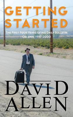 Getting Started by David Allen image