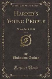 Harper's Young People, Vol. 6 by Unknown Author image