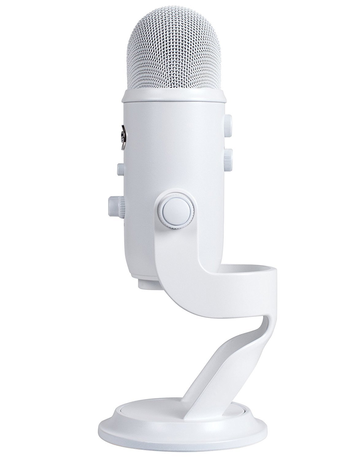 Blue Microphones Yeti Multi-Pattern USB Microphone (White) for  image