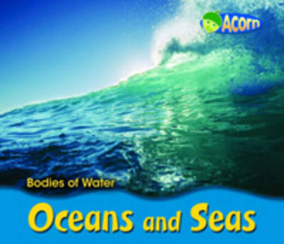Oceans and Seas by Cassie Mayer