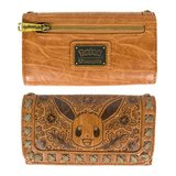 Loungefly Pokemon Eevee Embossed Wallet