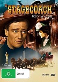 Stagecoach on DVD