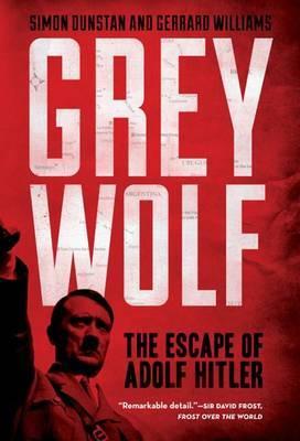 Grey Wolf by Simon Dunstan