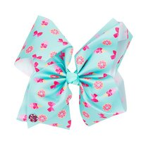 JoJo Siwa: Large Signature Bow - Aqua