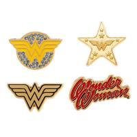 DC Comics: Wonder Woman - Lapel Pin Set