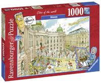 Ravensburger : Vienna Puzzle (1000 Pcs)