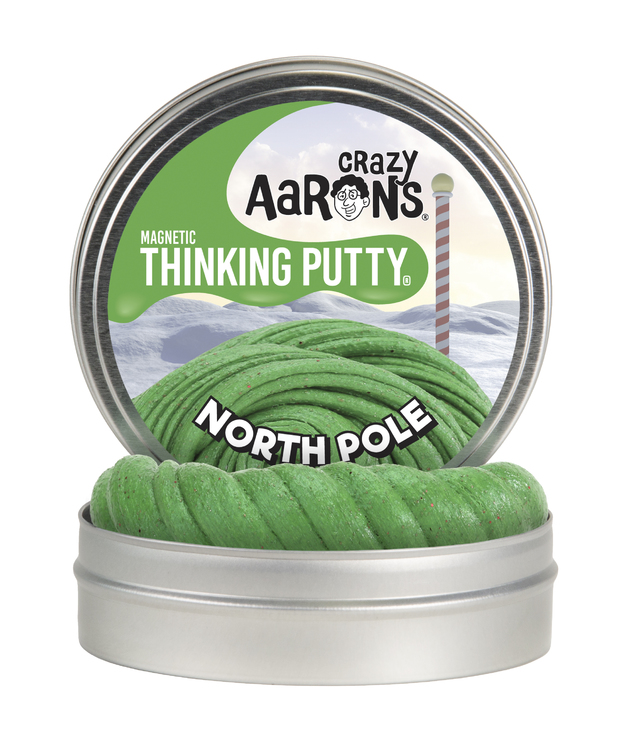 Crazy Aaron: Thinking Putty - North Pole