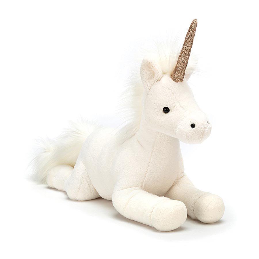 "Jellycat: Luna Unicorn - 11"" Plush image"
