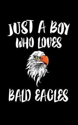 Just A Boy Who Loves Bald Eagles by Marko Marcus image
