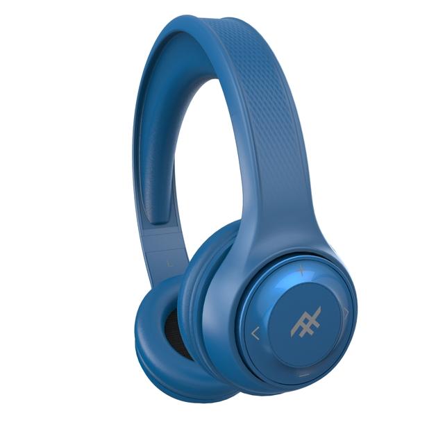 iFrogz: Aurora Wireless Headphones - Blue