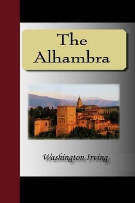 The Alhambra by Washington Irving image