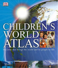 Children's World Atlas: The Atlas That Brings the World and Its People to Life image