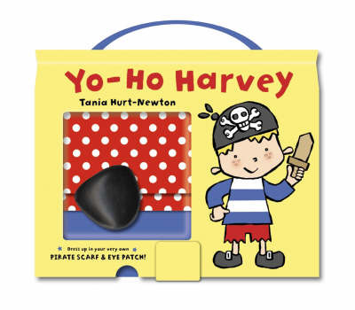 Yo-ho Harvey by Tania Hurt-Newton image