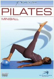 Pilates - Miniball on DVD image