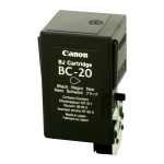 CANON BC20 Black Cartridge suitable for BJC2000SP  BJC2100SP BJC4000 BJC4100 BJC4200 BJC4300 BJC4310  BJC4550 BJC4650 BJC5500 S1