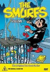 Smurfs, The - Vol. 1 on DVD