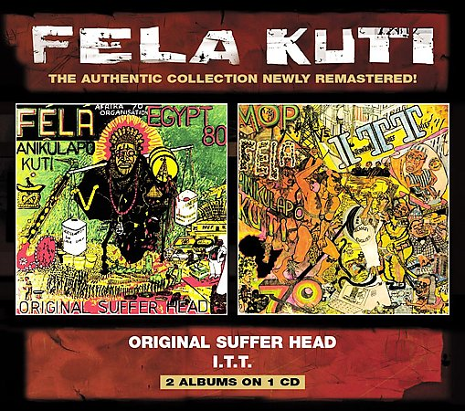 Original Suffer Head/I.T.T. by Fela Kuti image
