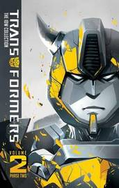 Transformers Idw Collection Phase Two Volume 2 by John Barber