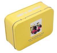 Apples to Pears: Car Building Kit in a Tin