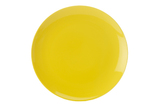 Maxwell & Williams Colour Basics Coupe Dinner Plate - Yellow (28cm)