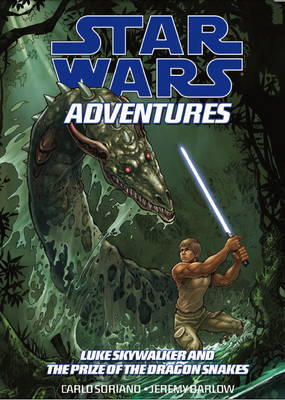 Star Wars Adventures: v. 3 by Carlo Soriano image
