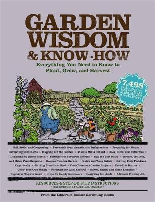Garden Wisdom And Know-How image