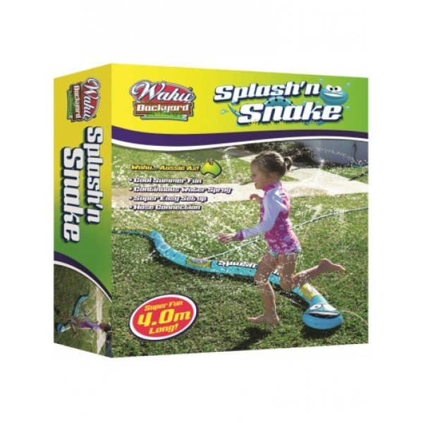 Wahu Splash'n Snake - assorted image