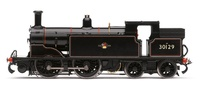 Hornby: BR 0-4-4T '30129' M7 Class, Late BR image