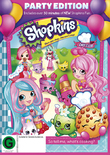 Shopkins Chef Club: Party Edition on DVD