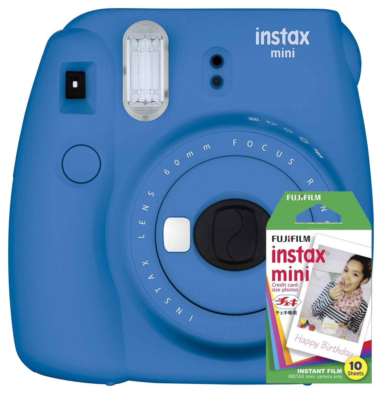 Fujifilm Instax Mini 9 Cobalt Blue image