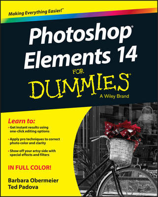 Photoshop Elements 14 For Dummies by Barbara Obermeier
