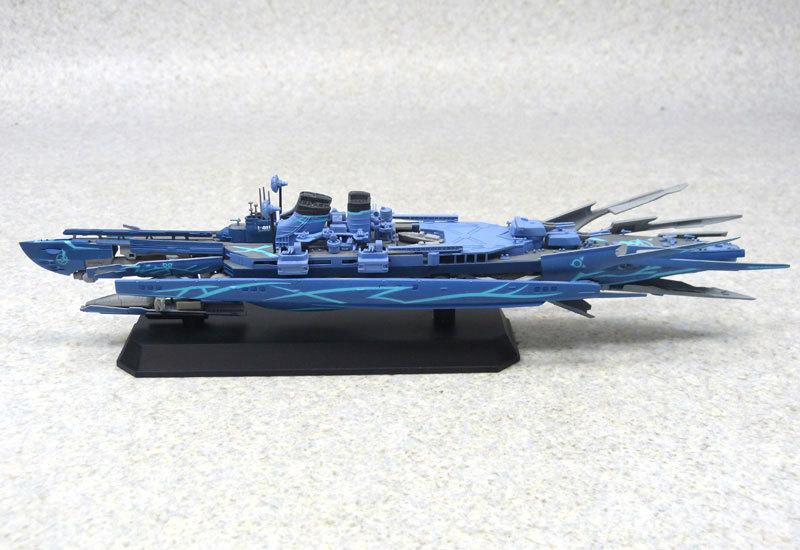 Arpeggio of Blue Steel: 1/700 I-401 (Ars Nova Mode) - Model Set image