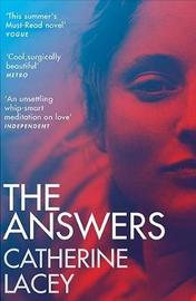 The Answers by Catherine Lacey image