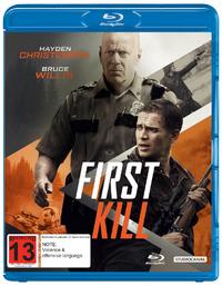 First Kill on Blu-ray