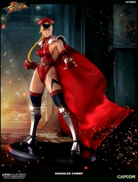Street Fighter: Shadaloo Cammy - 1:4 Statue